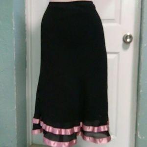 Long Skirt Charlotte Russe.
